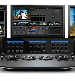 Blackmagic DaVinci Resolve Panel