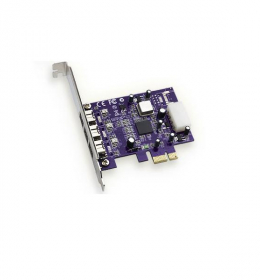 Sonnet Allegro Firewire 800 PCIe Card (3 Ports) TI Chip