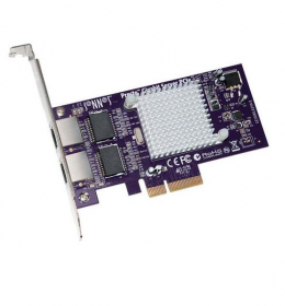 Sonnet Presto Gigabit Ethernet Server 2-Port PCIe