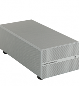 SONNET Echo Express SEL PCIE Thunderbolt 2-TO-PCIE Expansion CHASSIS (1SLOT, Half Length, Halfheight)